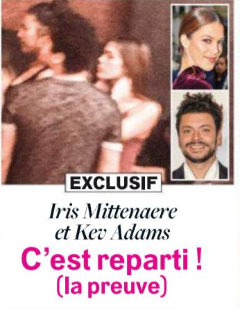 Iris Mittenaere et Kev Adams à nouveau en couple ?