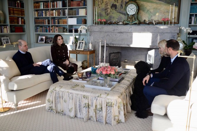 Pourquoi Kate Middleton ne retire jamais son manteau en public