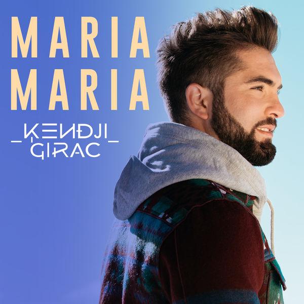 """Kendji Girac revient sur la scène musicale avec son nouveau single """"Maria Maria"""""""