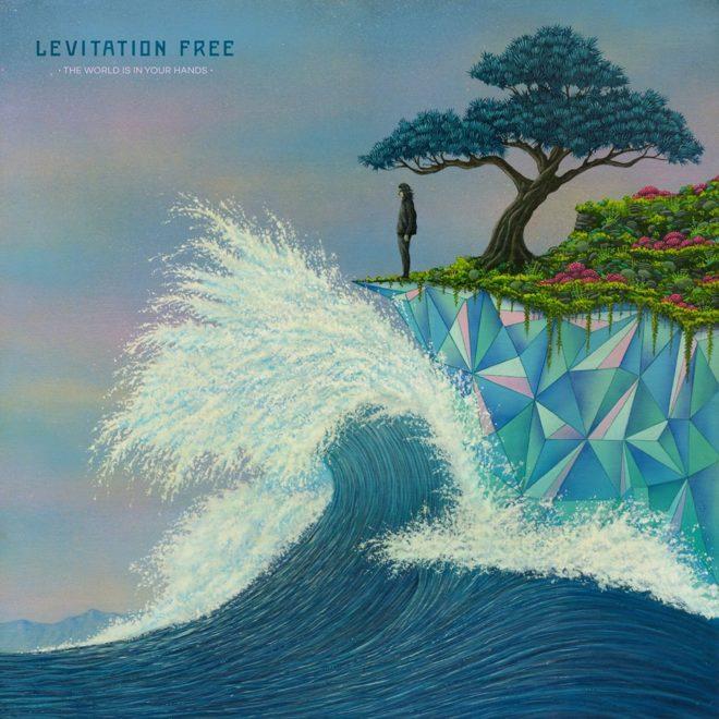 levitation free ep cover