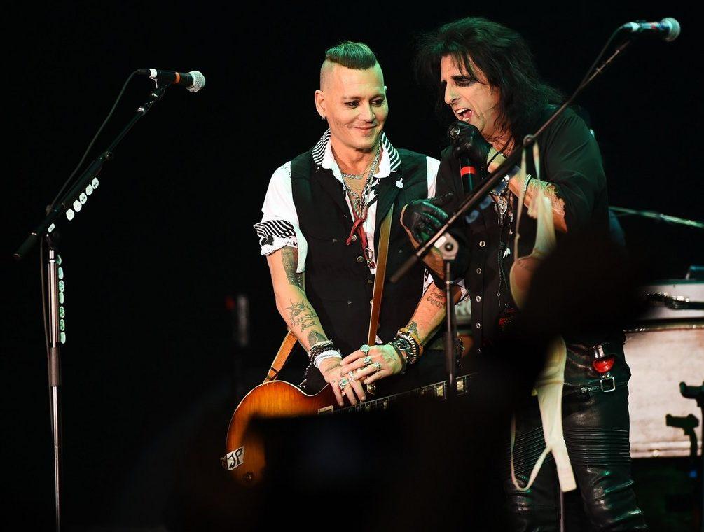 La maigreur de Johnny Depp inquiète ses fans