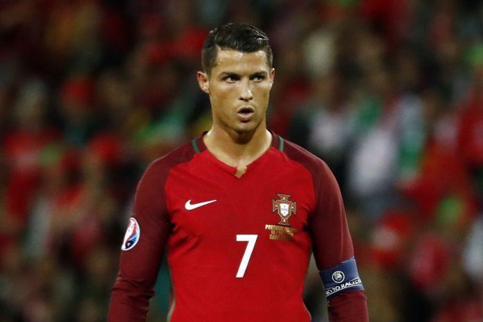 Cristiano Ronaldo (Portugal) Attaquant