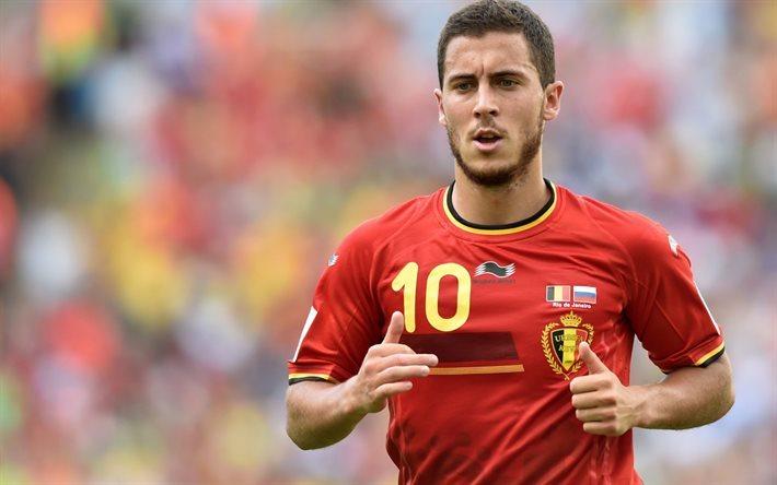 Eden Hazard (Belgique) Attaquant