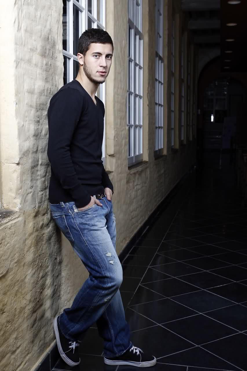 Eden Hazard (Belgique) Côté ville