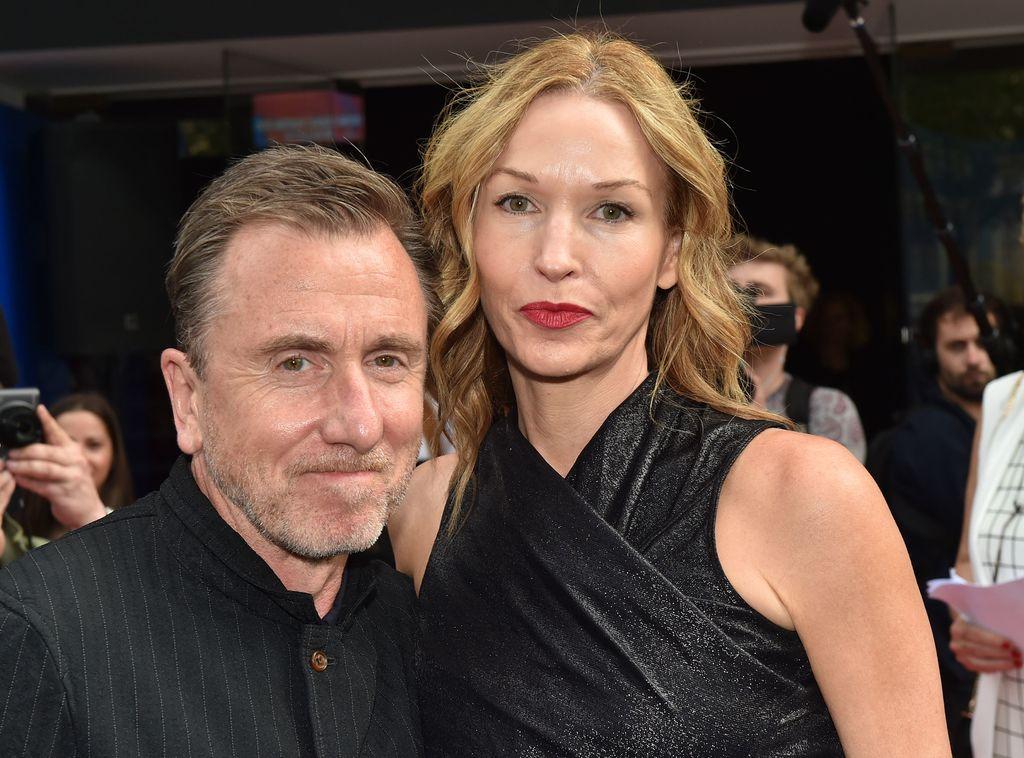3- Tim Roth et sa femme Nikki Butler