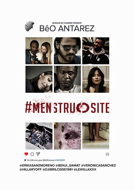 Benjamin Samat aux côtés de Djibril Cissé, Hilary et Veronica Sanchez dans le nouveau clip de Beo Antarez