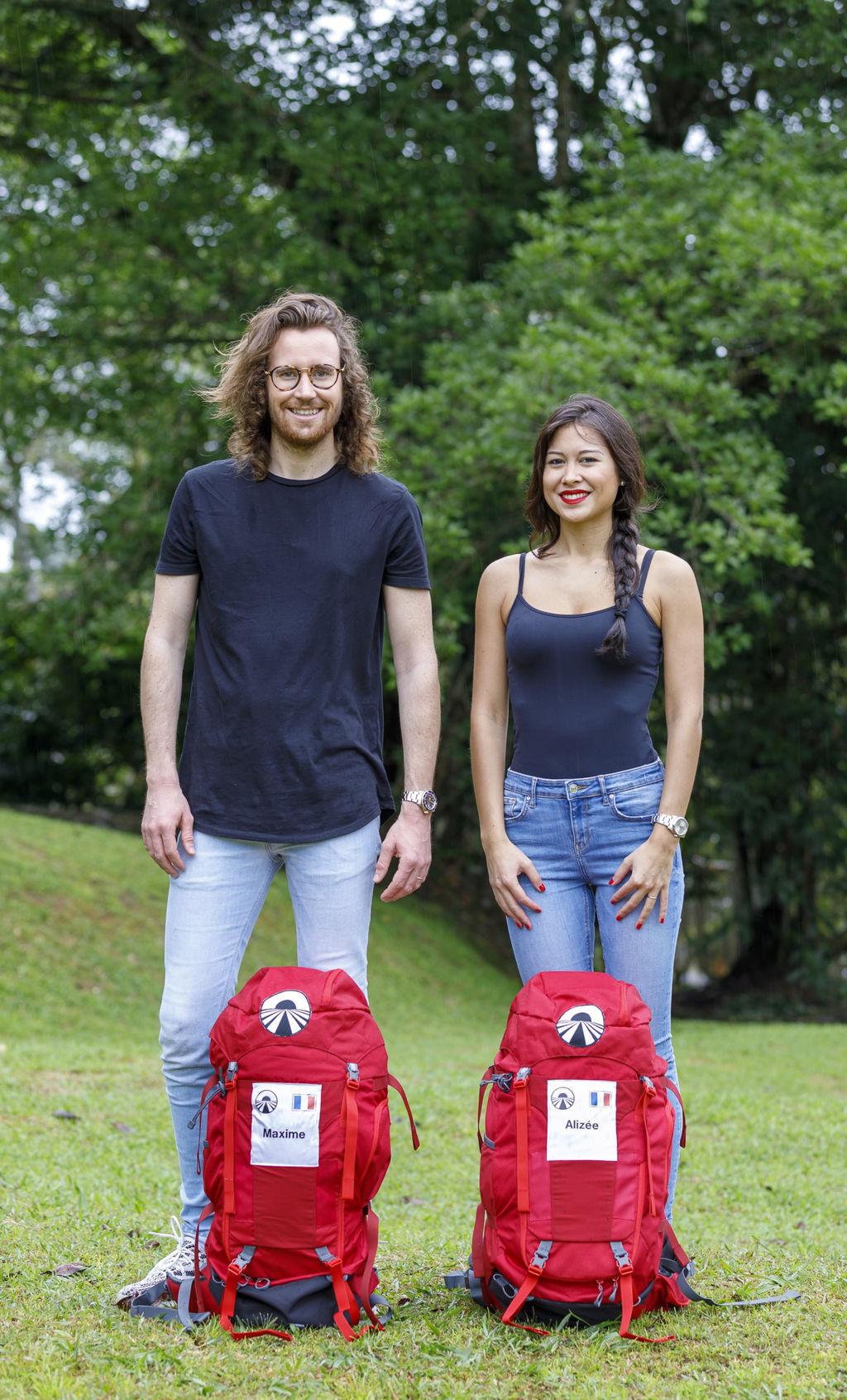 Maxime et Alizée