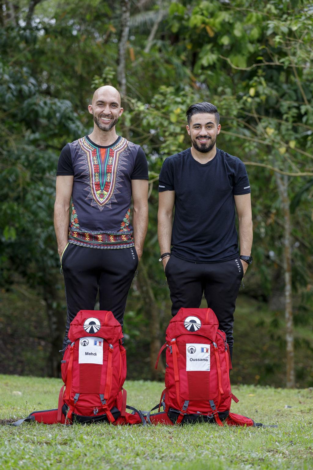 Medhi et Oussama