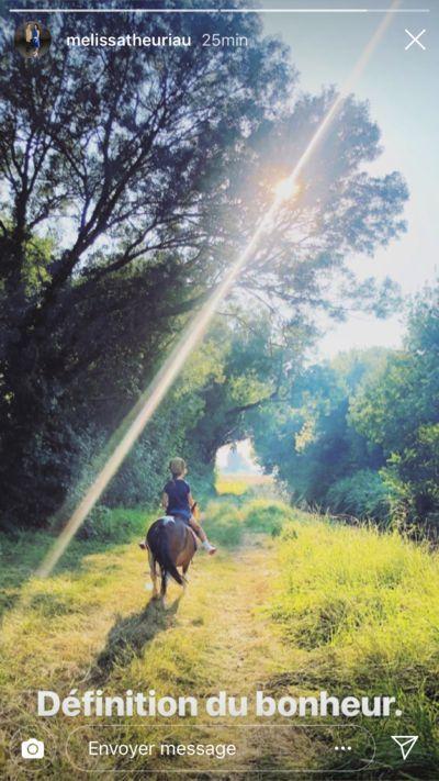 Méliassa Theuriau et sa «définition du bonheur»