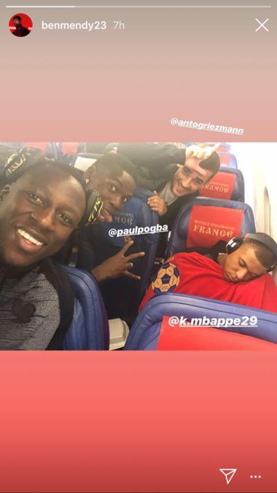 Kylian Mbappé à son tour surpris par ses coéquipiers !