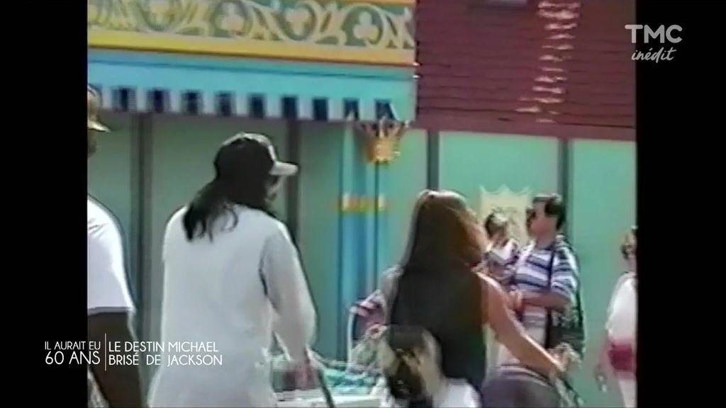 Michael Jackson : Déguisé, il passait des journées incognito à Disney World !
