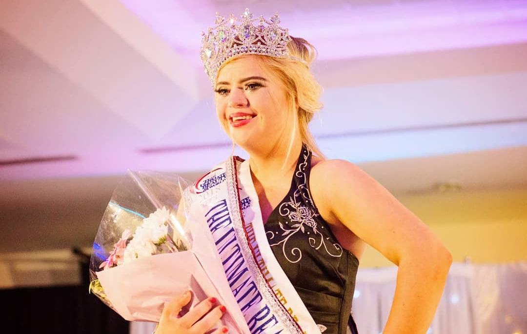 Atteinte de trisomie 21, elle remporte un concours de beauté