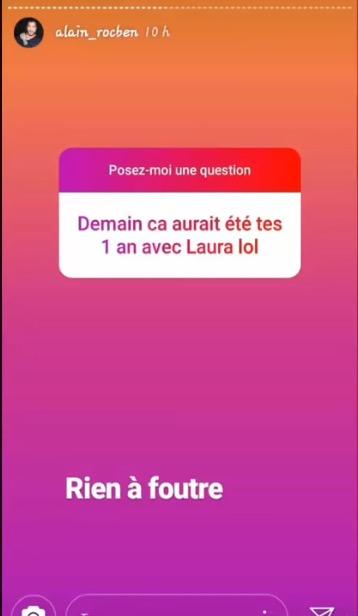 Laura Lempika «démoniaque»? Son ex-petit ami Alain évoque les «choses vraiment graves» qu'elle a faites