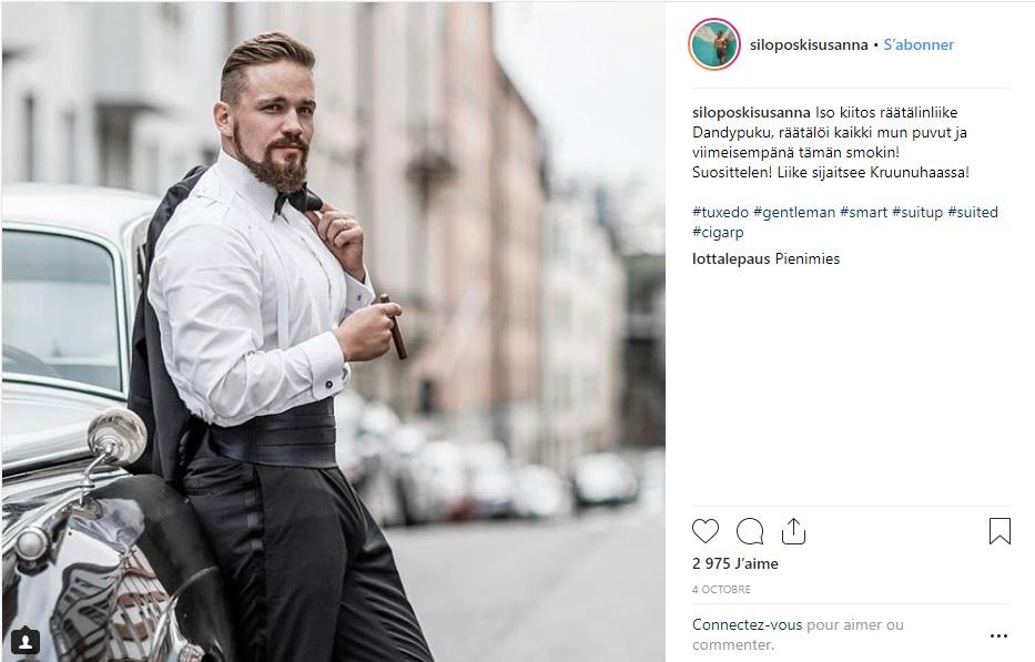 Bad buzz pour un influenceur démasqué d'avoir grossi ses atouts sur Photoshop