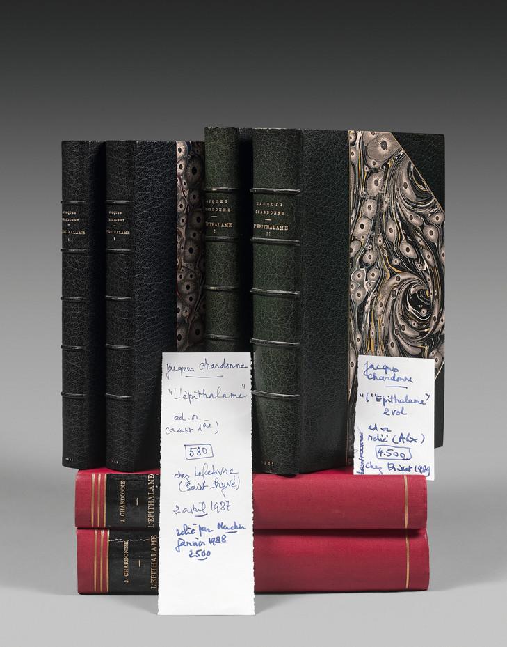 François Mitterrand: Une partie de sa bibliothèque s'arrache aux enchères