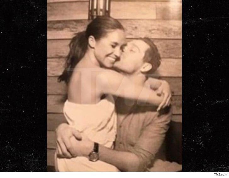Meghan Markle : cette photo surprenante avec son ex refait surface