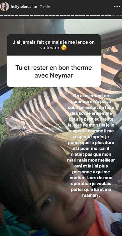 Kelly Helard révèle tout de sa rupture avec Neymar !
