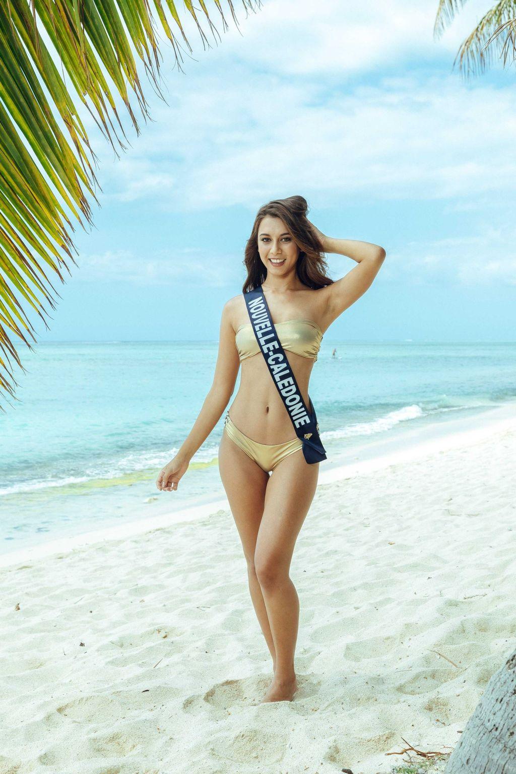 Miss Nouvelle Caledonie, Amandine Chabrier