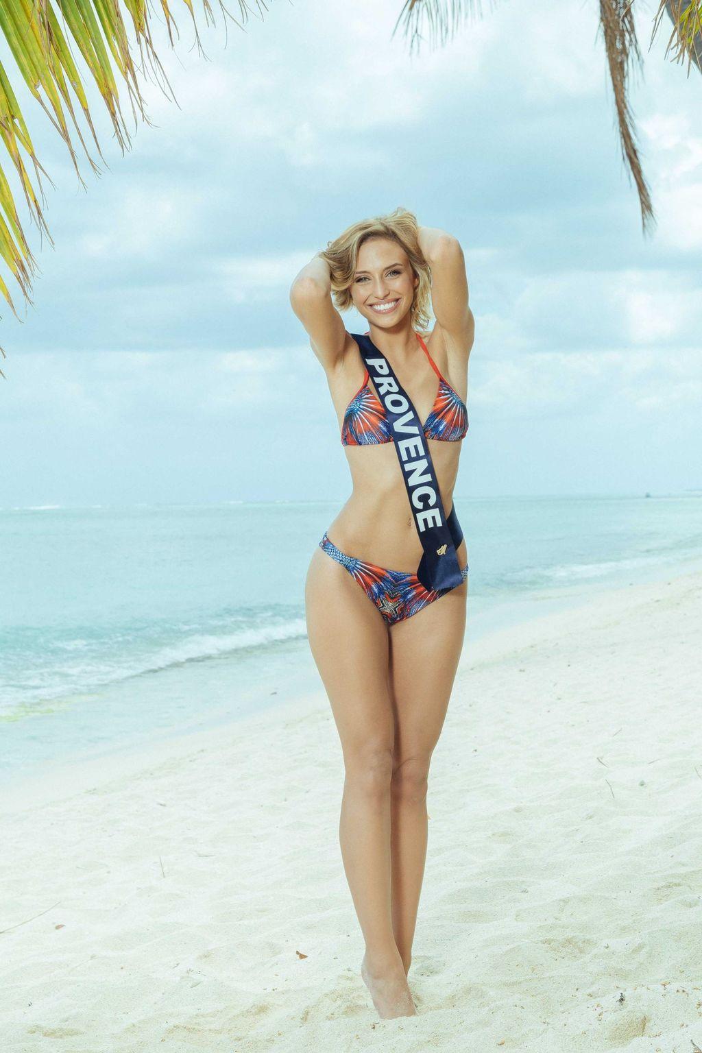 Miss Provence, Wynona Gueraini