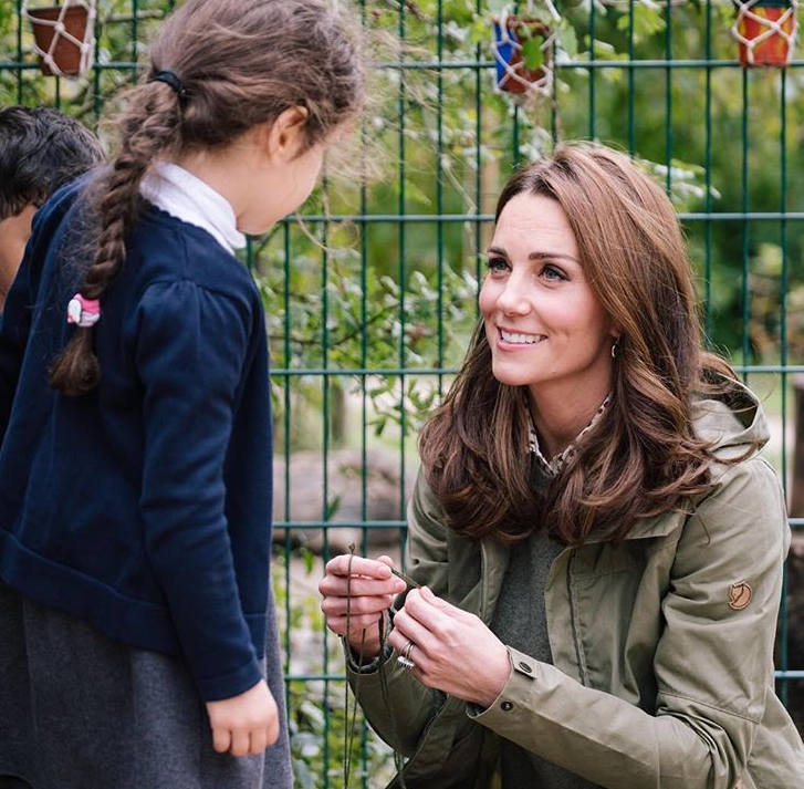 17 – Kate Middleton (Octobre 2018)