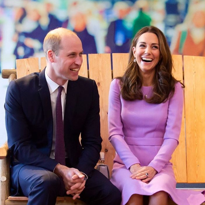18 – Kate Middleton et le prince William (Octobre 2018)