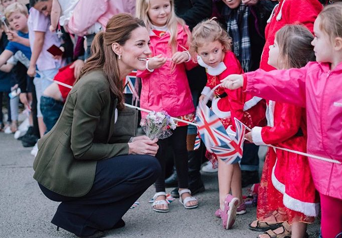 24 – Kate Middleton en visite officielle à Chypre (Décembre 2018)
