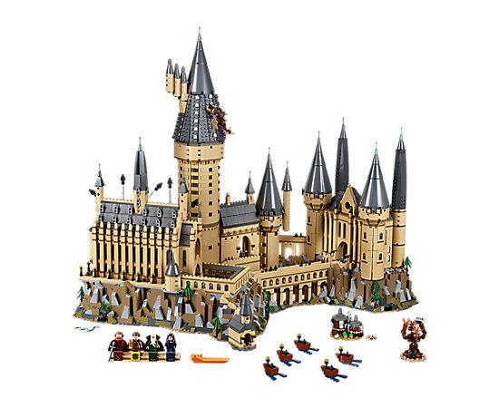 LEGO Château Poudlard