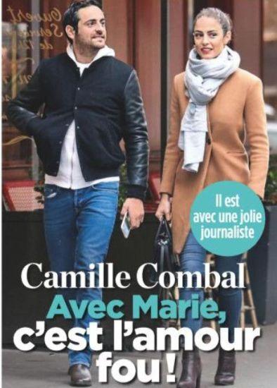 Camille Combal n'a «jamais été aussi heureux»: Qui est Marie, sa charmante compagne
