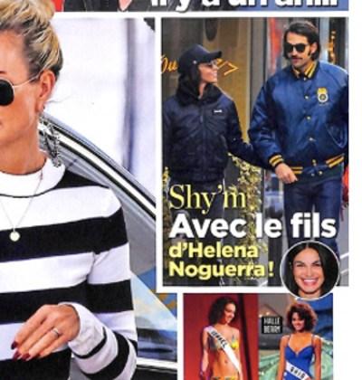 Shy'm en couple avec Tanel Derard : La photo qui officialise leur idylle!