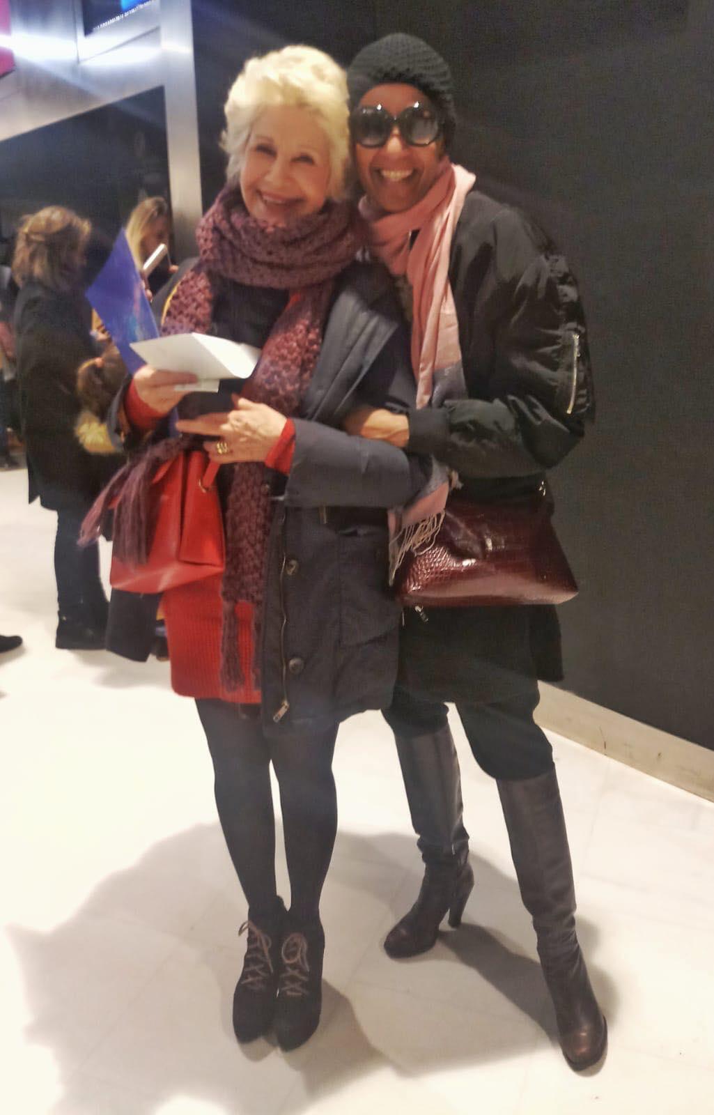 Vincent Mc Doom, Elodie Gossuin et Danièle Gilbert : les retrouvailles au spectacle de Chantal Goya