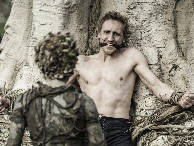 Game of Thrones À quoi ressemble le Roi de la Nuit sans maquillage 1