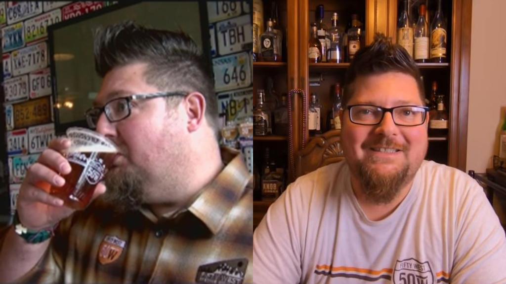 Régime Il troque ses repas pour de la bière et perd 20 kilos