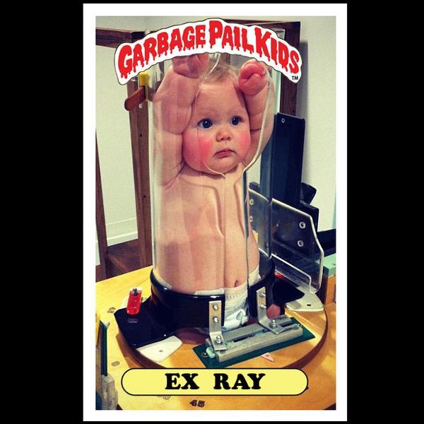 Cette étrange machine pour bébés étonne les internautes1