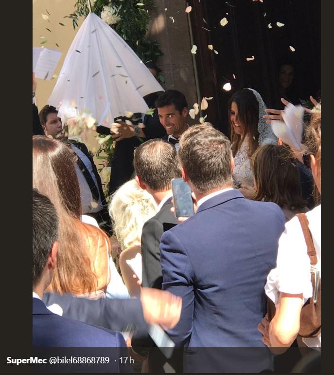Karine Ferri et Yoann Gourcuff mariés : Découvrez les premières photos de leur mariage !