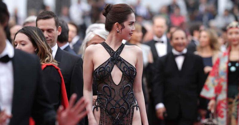 Ngoc Trinh : la star vietnamienne en danger à cause de sa tenue au festival de Cannes