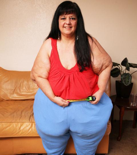 Devenue obèse par amour, elle perd 100 kilos après avoir quitté son compagnon2