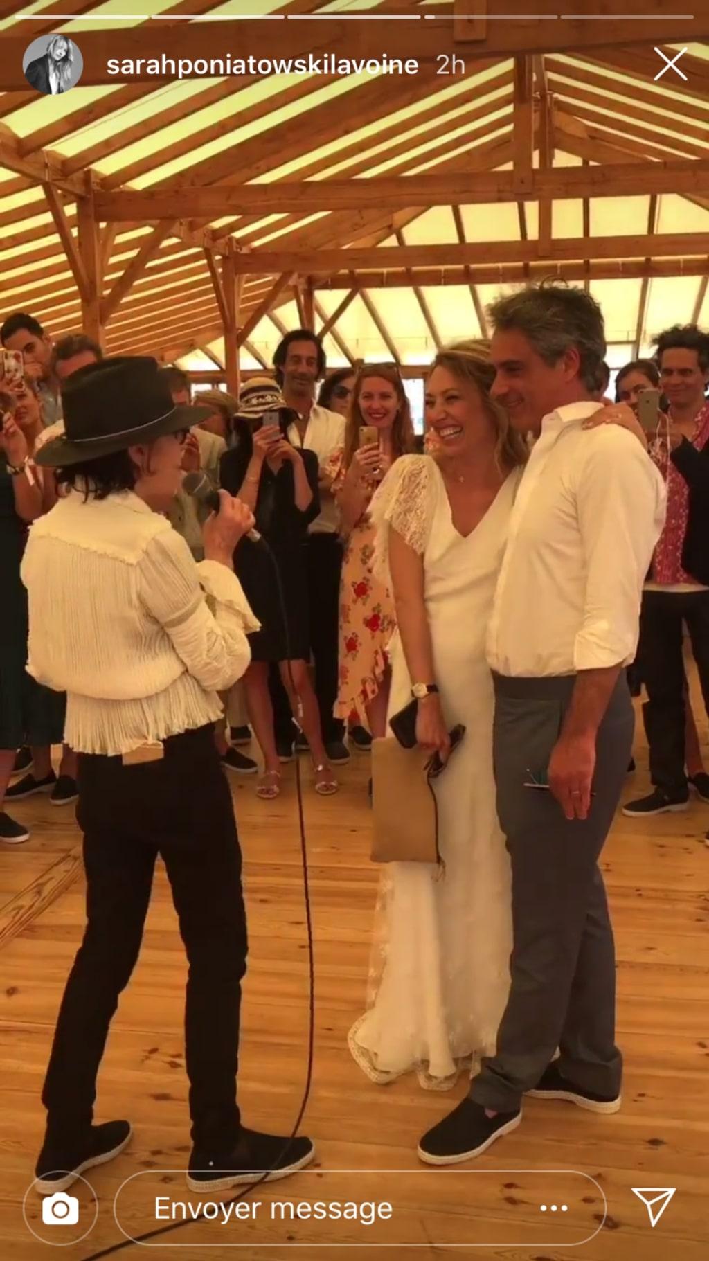 Mariage de Laura Smet et Raphaël Lancrey-Javal : découvrez tous les clichés de la cérémonie