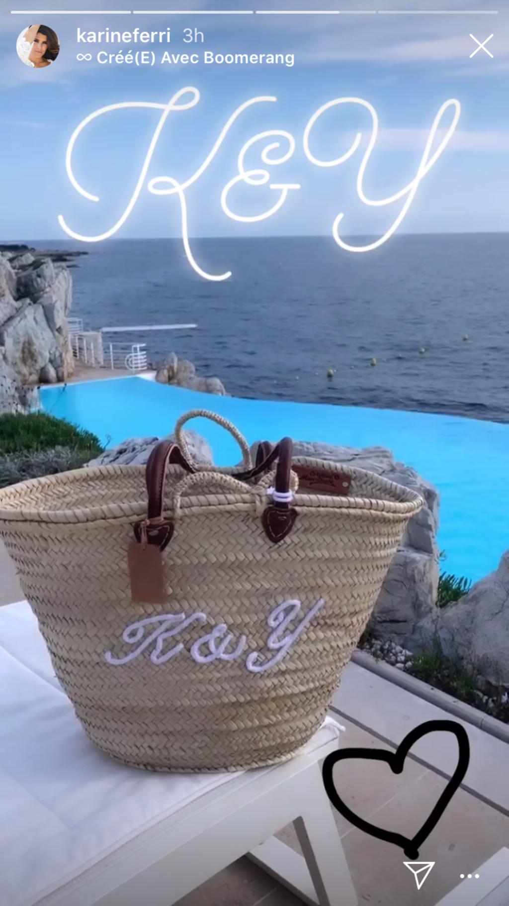 Karine Ferri amoureuse : Son adorable clin d'oeil à son mari Yoann Gourcuff