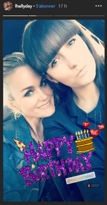 Laeticia Hallyday : Son tendre message pour l'anniversaire de sa soeur