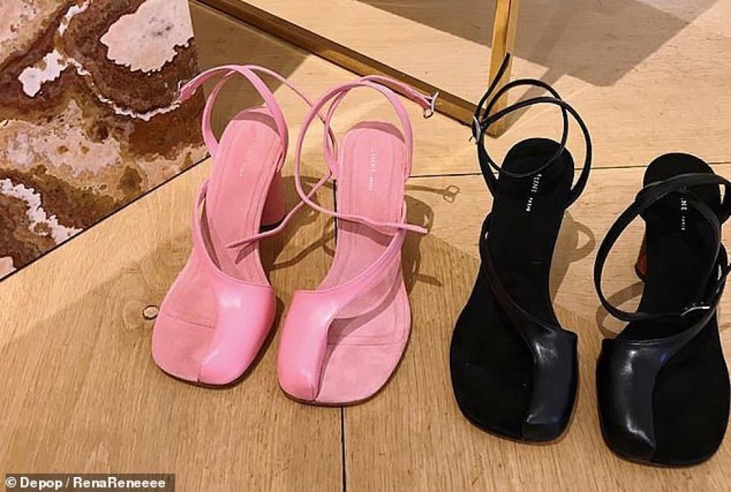 Nouvelle mode WTF : Les souliers pour les «gros orteils»