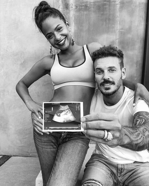 Christina Milian et Matt Pokora attendent un petit garçon pour le mois de janvier 2020