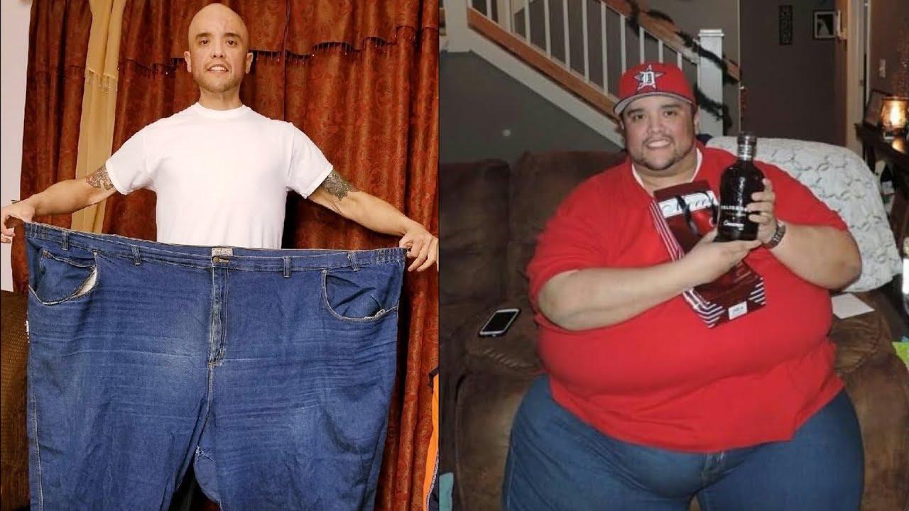 Incroyable, avant/après de Carlos Orosco