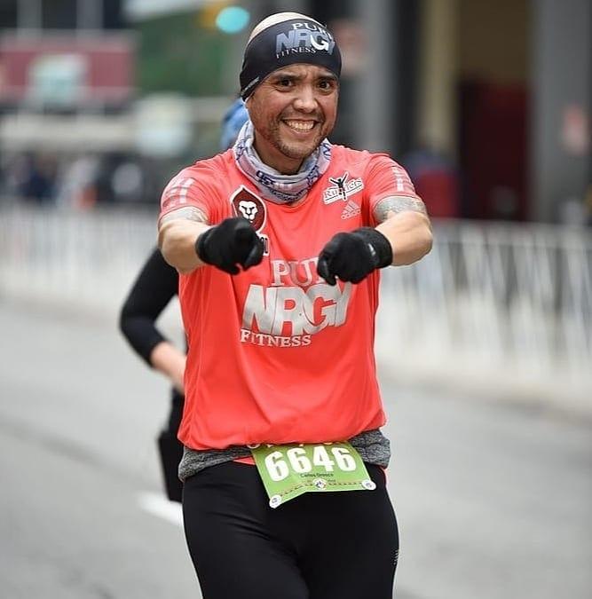 Il pesait 300 kilos, aujourd'hui Carlos Orosco fait des marathons