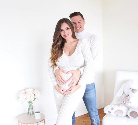 Le footballeur Florian Thauvin s'apprête à devenir papa pour la première fois