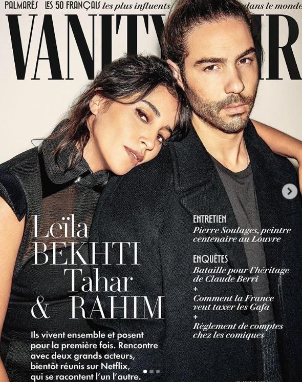 Leïla Bekhti et Tahar Rahim vont devenir parents pour la deuxième fois en 2020
