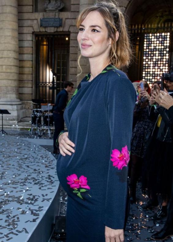 Louise Bourgoin est enceinte de son deuxième enfant