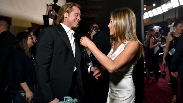 Jennifer Aniston et Brad Pitt de nouveau en couple ? Des proches se confient