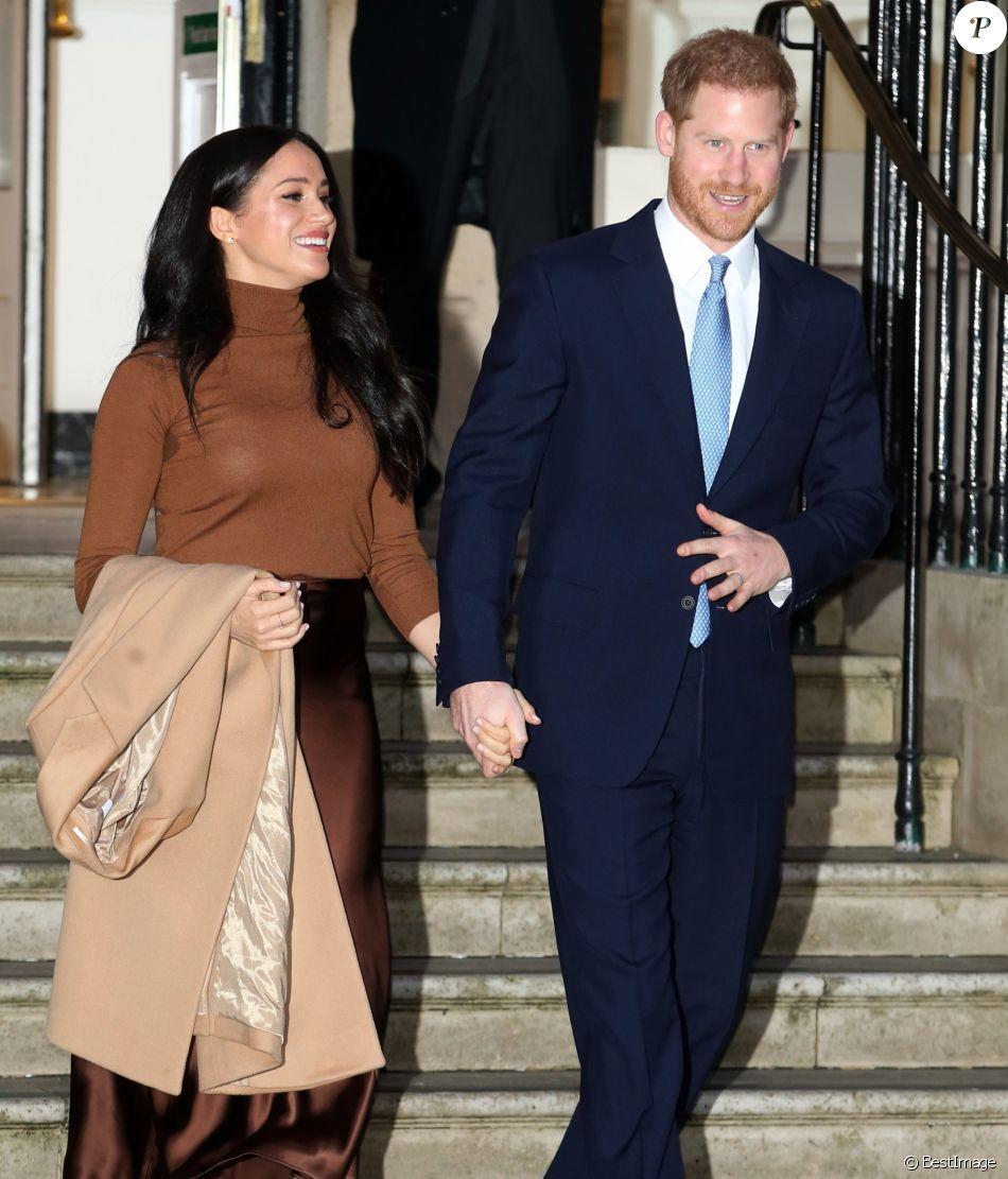 Meghan Markle et prince Harry plus amoureux que jamais pour leur grand retour