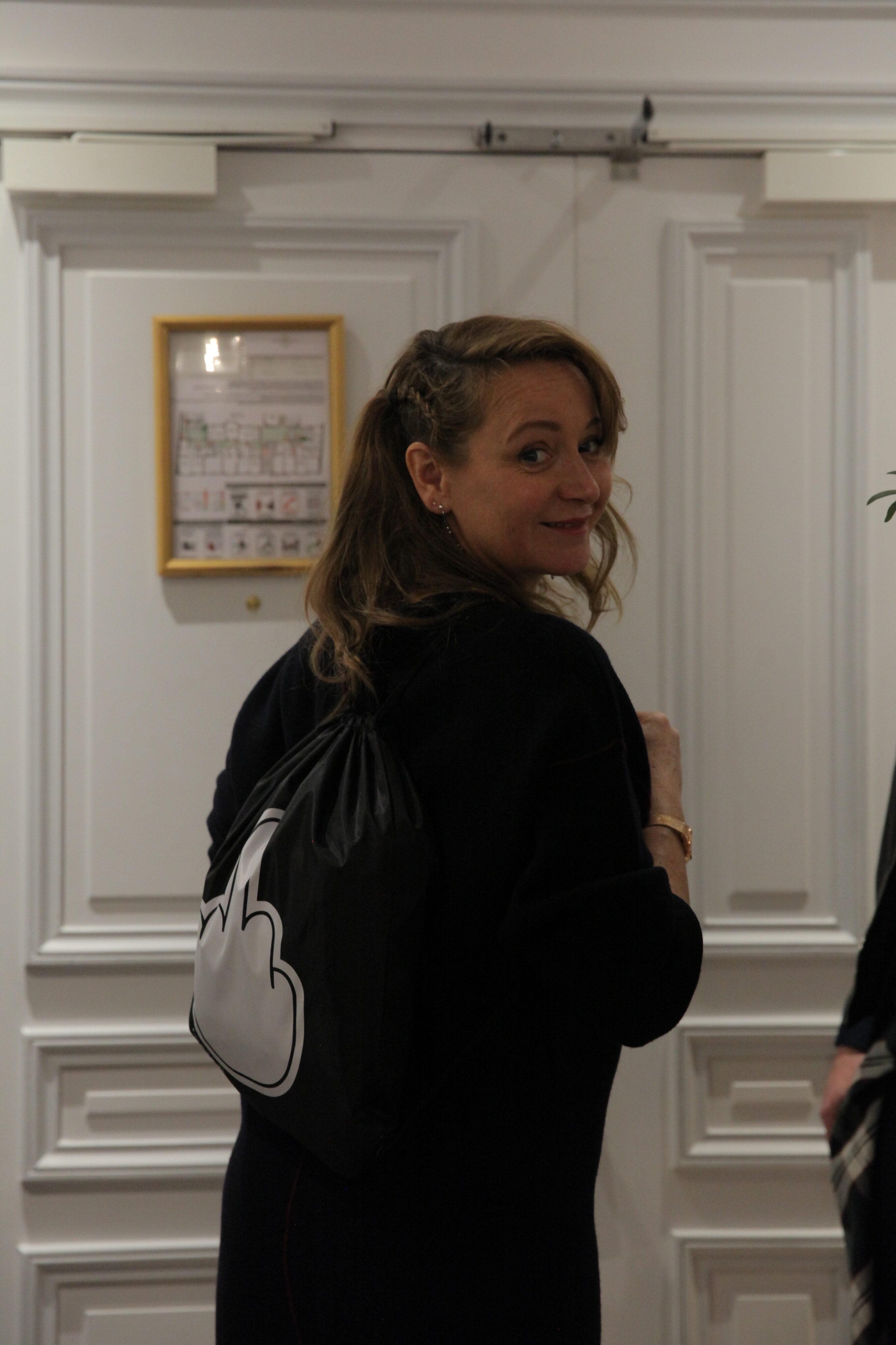 Julie Ferrier – Gift Room des Césars Plaza Athénée (2) (1)