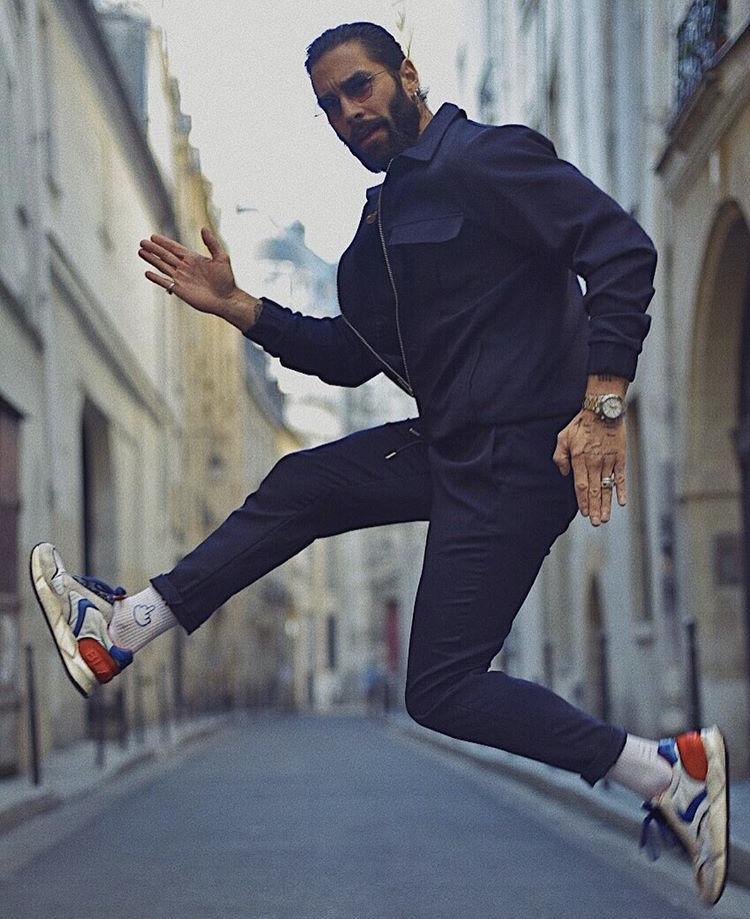 Stéphane Rodrigues – Chaussettes Sportif PTIT CON